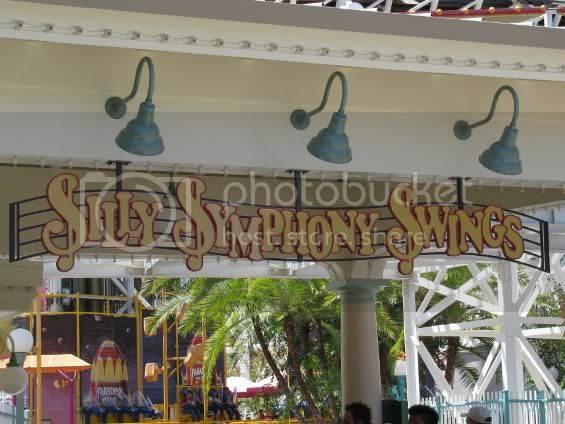 Silly Symphony Swings opens at Disney California Adventure