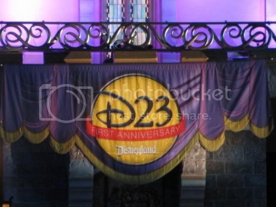 D23 First Anniversary Party