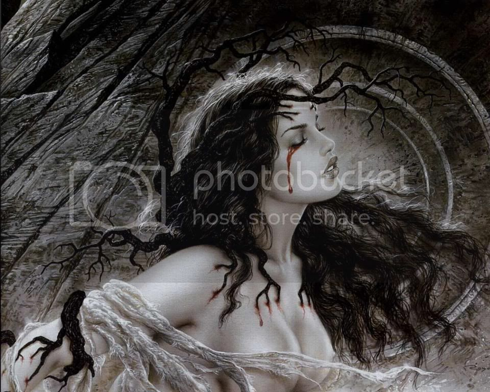 civilization people expressing opinions dreams fantasy art luis royo 