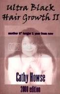 Black Hair Growth Book