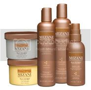 Mizani Curly Hair Products