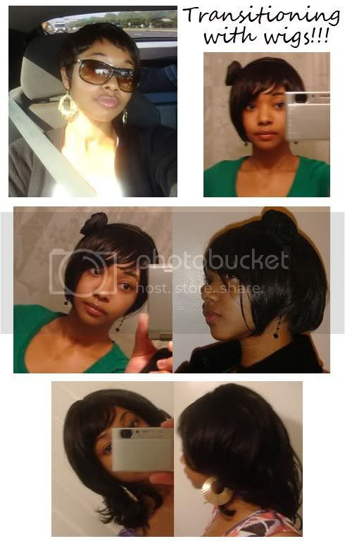 Transitioning with Wigs